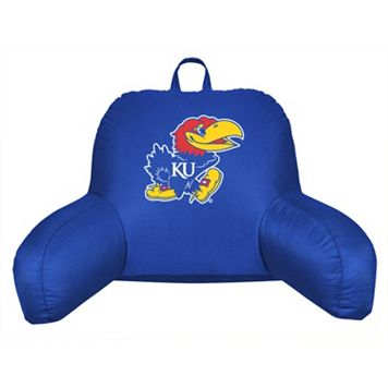 Kansas Jayhawks Sideline Backrest Pillow