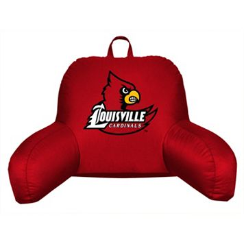 Louisville Cardinals Sideline Backrest Pillow