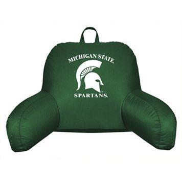 Michigan State Spartans Sideline Backrest Pillow