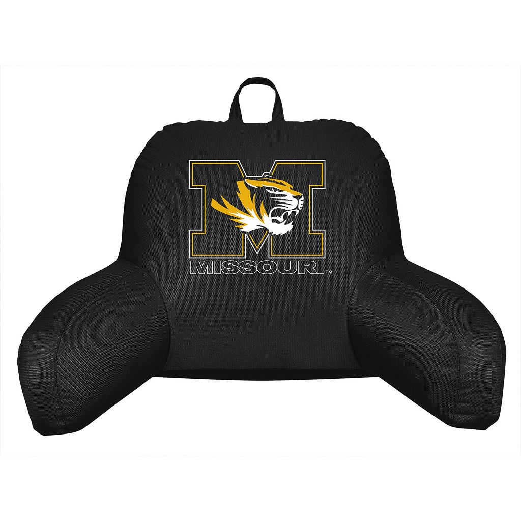 Missouri Tigers Sideline Backrest Pillow
