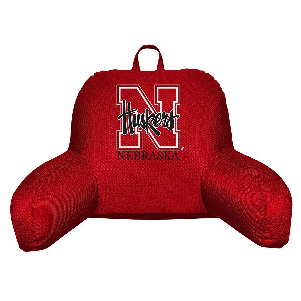 Nebraska Cornhuskers Sideline Backrest Pillow