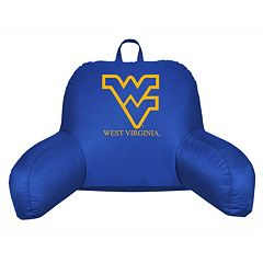 West Virginia Mountaineers Sideline Backrest Pillow