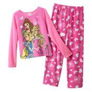Disney Princess Girls Pajama Sets $7.35 w/fs w/Kohls Charge. Was ...