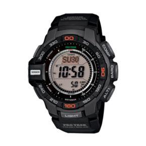 Casio Men's PRO TREK Solar Digital Chronograph Watch