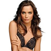 Maidenform Bra: Comfort Devotion Embellished Plunge Push-Up Bra 09443