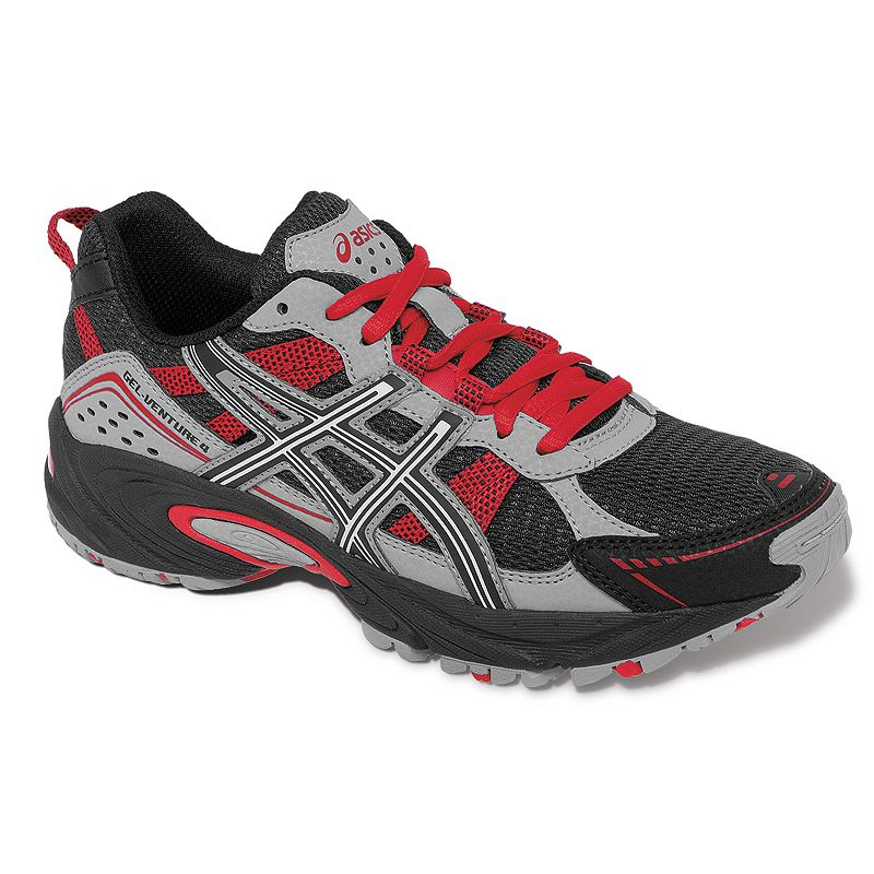 ASICS GEL-Venture 4 Trail Running Shoes - Grade School Boys
