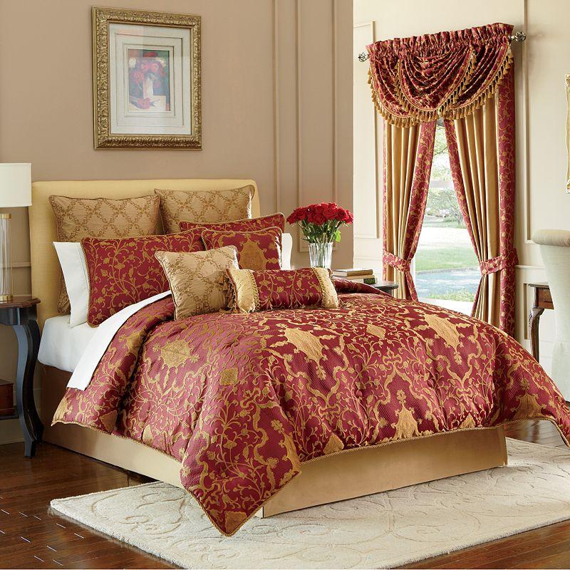 Red Cal King Comforter Kohl S