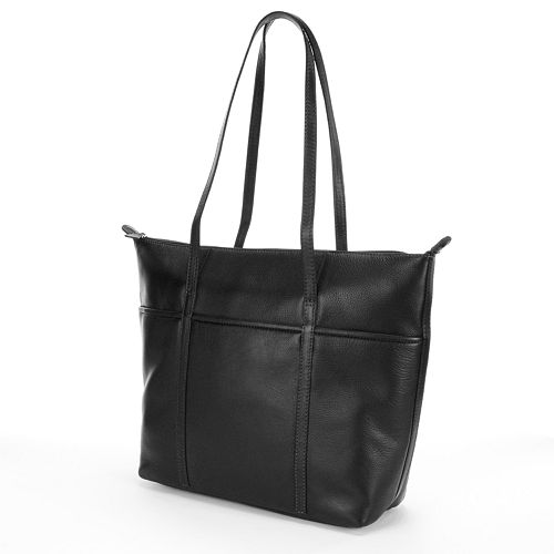 ili Leather Tote