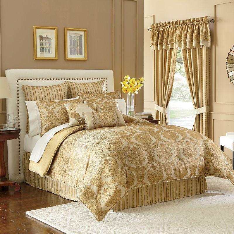 Gold Comforter Set Kohl S