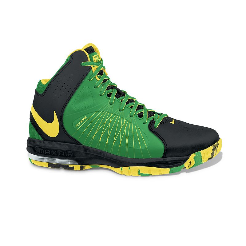 ... nike air max actualizer ii high performance basketball shoes men ...