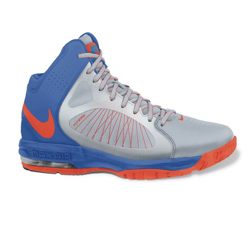 nike air max flywire basketball shoes