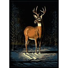 United Weavers Legends Winter Buck Rug - 5'3' x 7'2'
