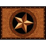 "United Weavers Legends Ranch Star Rug - 5'3"" x 7'2"""