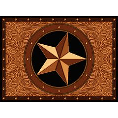 United Weavers Legends Ranch Star Rug - 5'3' x 7'2'