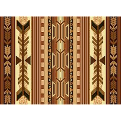 United Weavers Legends Broken Arrow Rug - 5'3' x 7'2'