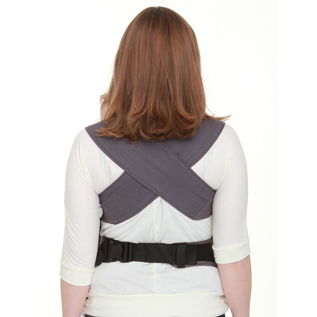 MOBY GO Soft Structured Baby Carrier