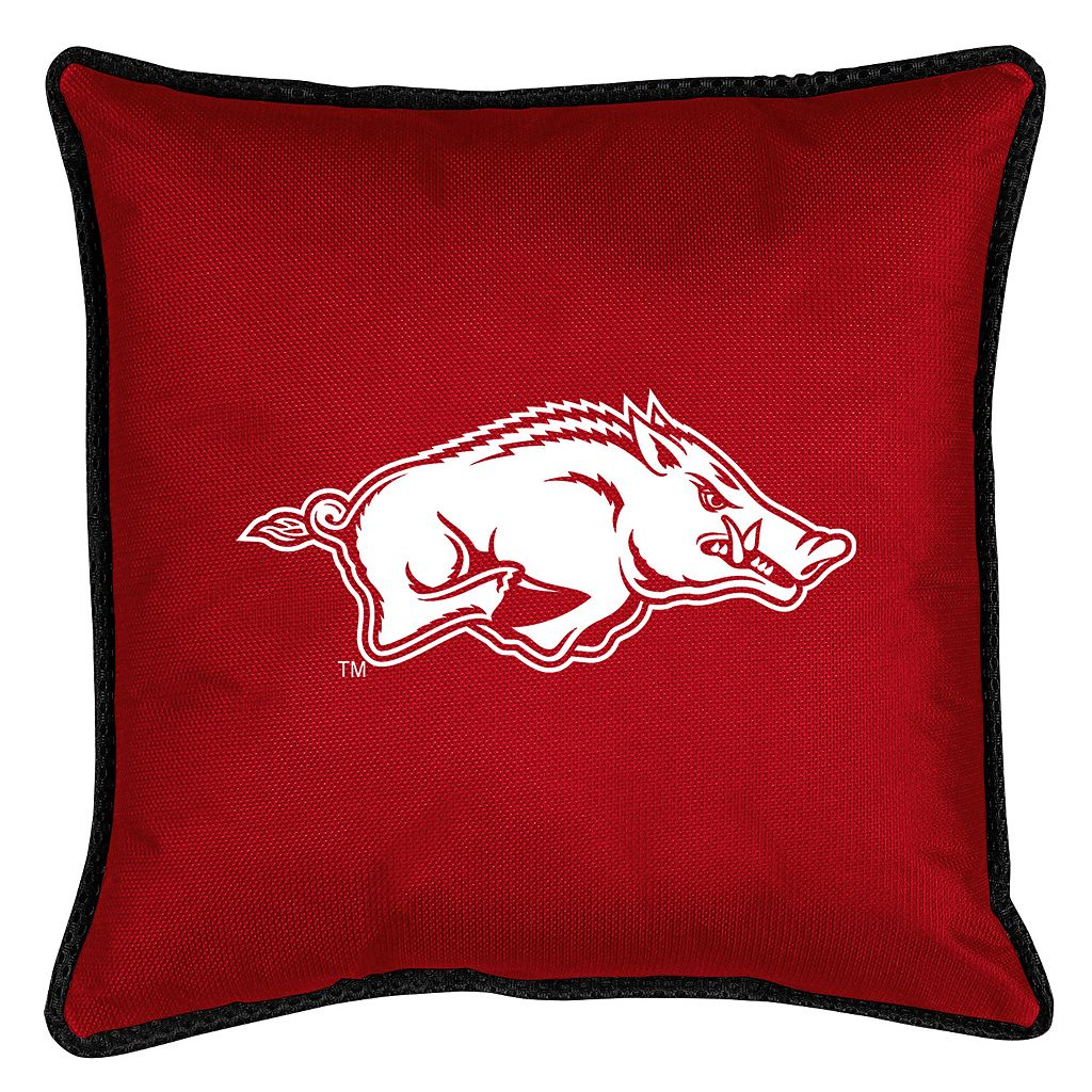 Arkansas Razorbacks Decorative Pillow