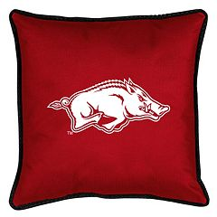 Arkansas Razorbacks Decorative Pillow