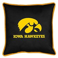 Iowa Hawkeyes Decorative Pillow