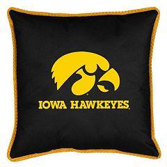 Iowa Hawkeyes Decorative Pillow