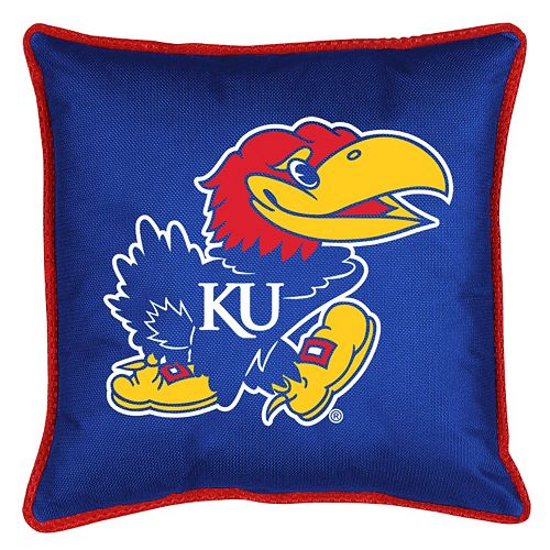 Kansas Jayhawks Decorative Pillow