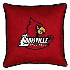Louisville Cardinals Decorative Pillow
