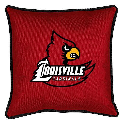 Louisville Cardinals Decorative Pillow