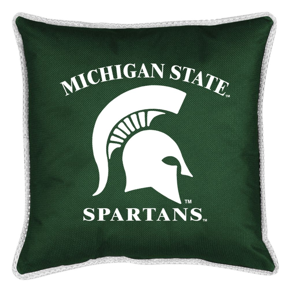State Spartans Decorative Pillow