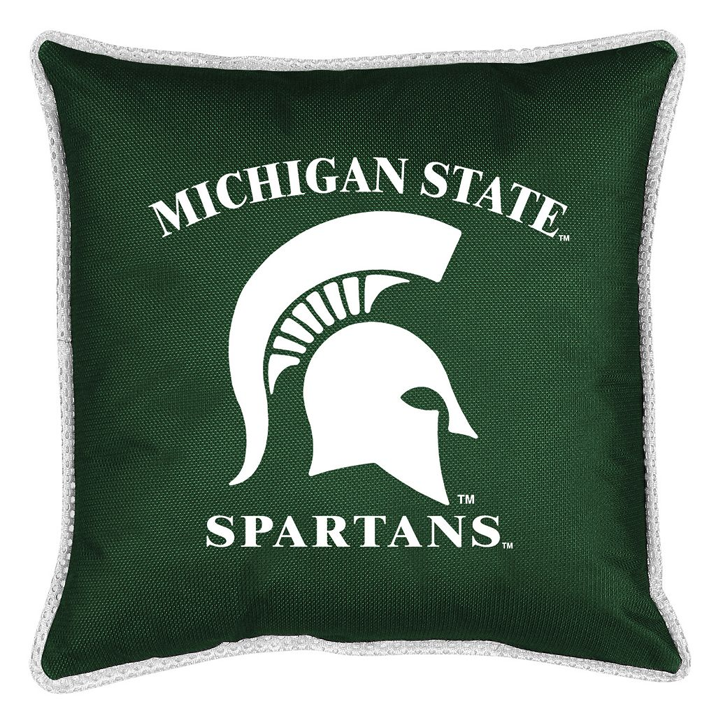 Michigan State Spartans Decorative Pillow