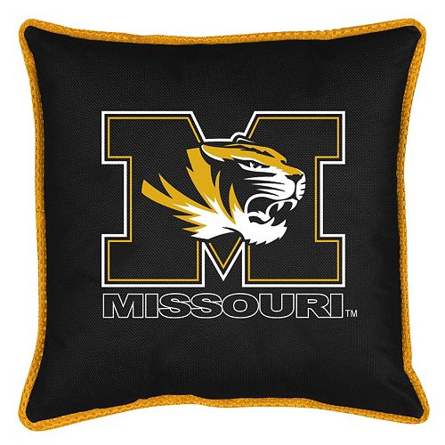Missouri Tigers Decorative Pillow