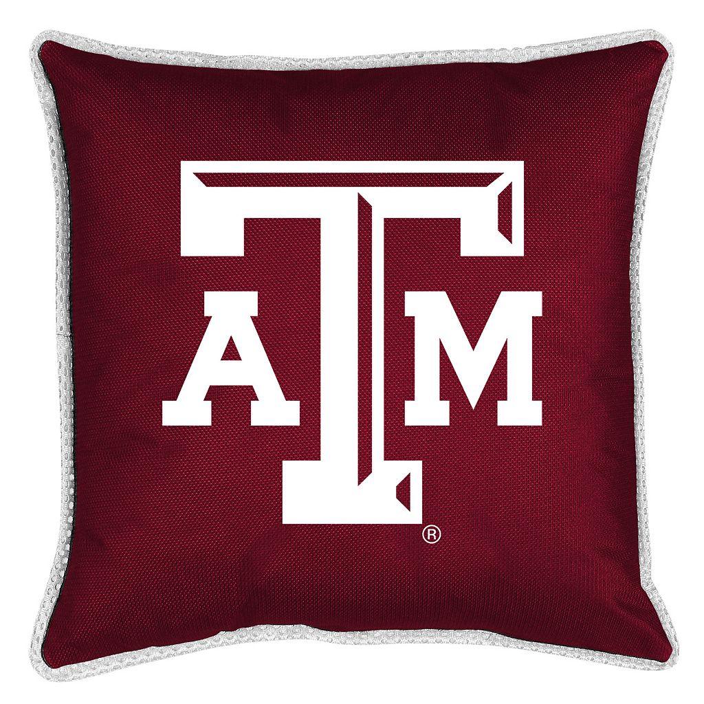 Texas A&M Aggies Decorative Pillow