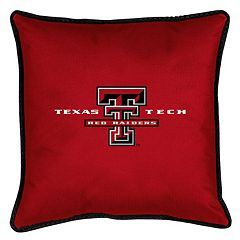 Texas Tech Red Raiders Decorative Pillow
