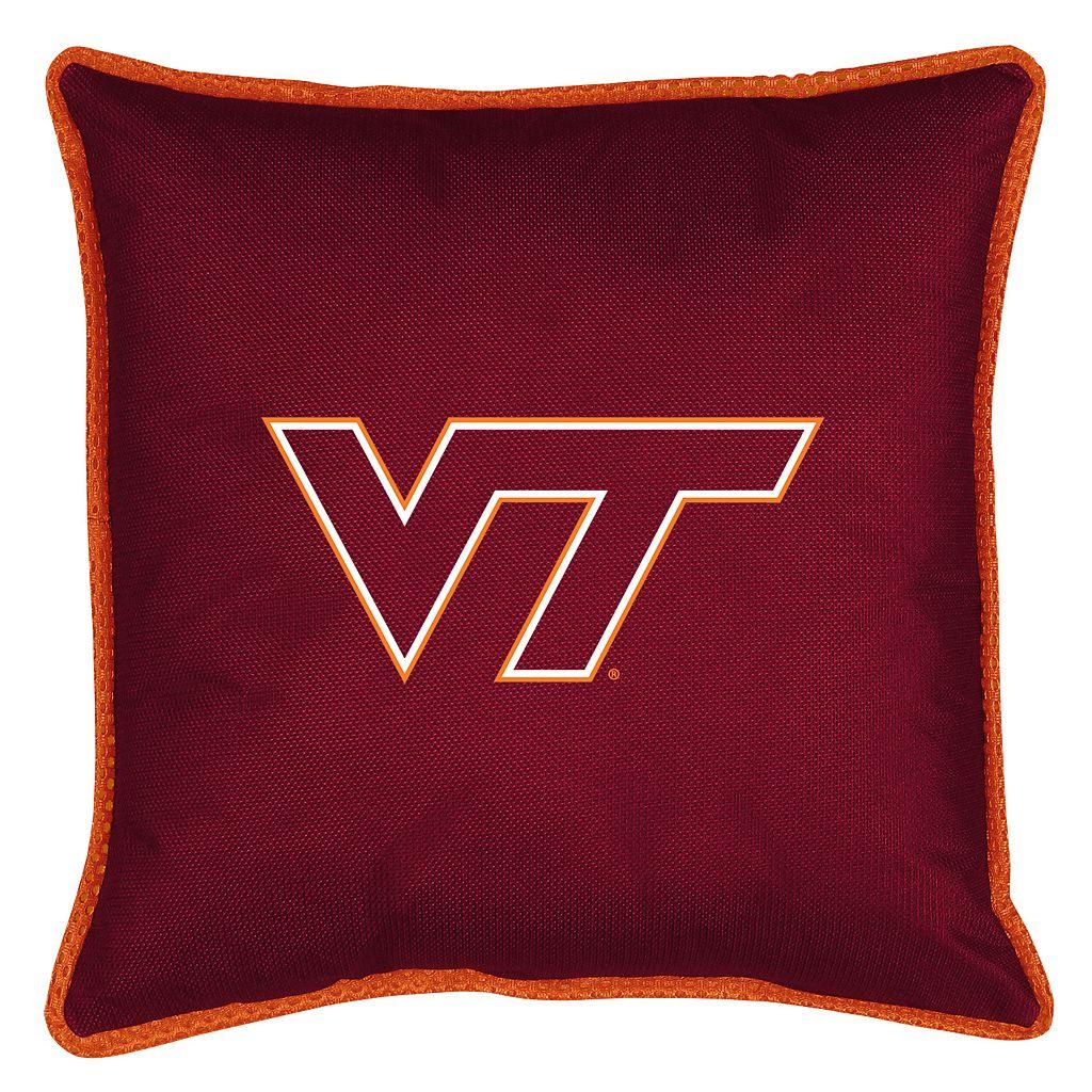 Virginia Tech Hokies Decorative Pillow
