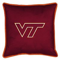 Virginia Tech Hokies Decorative Pillow