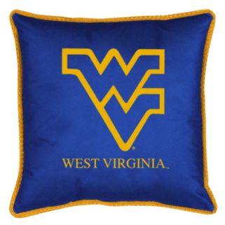 West Virginia Mountaineers Decorative Pillow