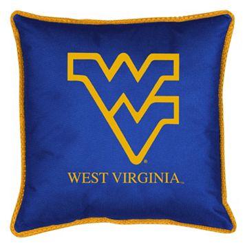 West Virginia Mountaineers Decorative Pillow