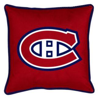 Montreal Canadiens Decorative Pillow