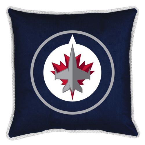 Winnipeg Jets Decorative Pillow