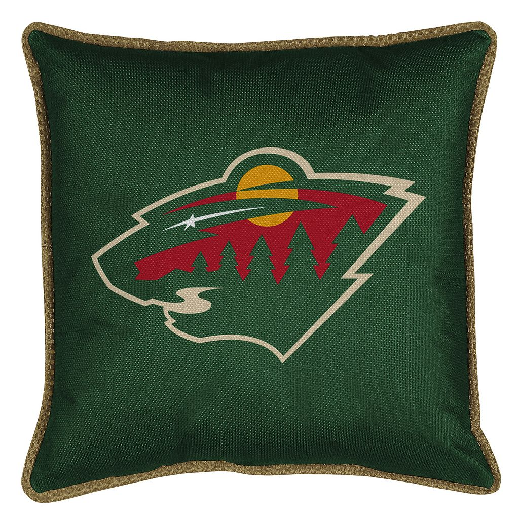 Minnesota Wild Decorative Pillow