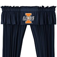 Illinois Fighting Illini Window Valance - 14