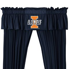 Illinois Fighting Illini Window Valance - 14' x 88'