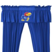 "Kansas Jayhawks Window Valance - 14"" x 88"""
