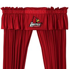 Louisville Cardinals Window Valance - 14' x 88'