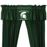 "Michigan State Spartans Window Valance - 14"" x 88"""