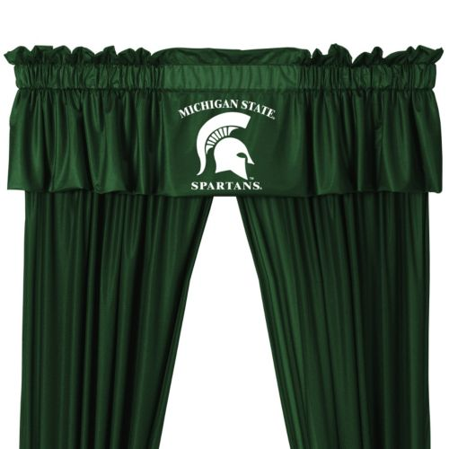 Michigan State Spartans Valance - 14'' x 88''