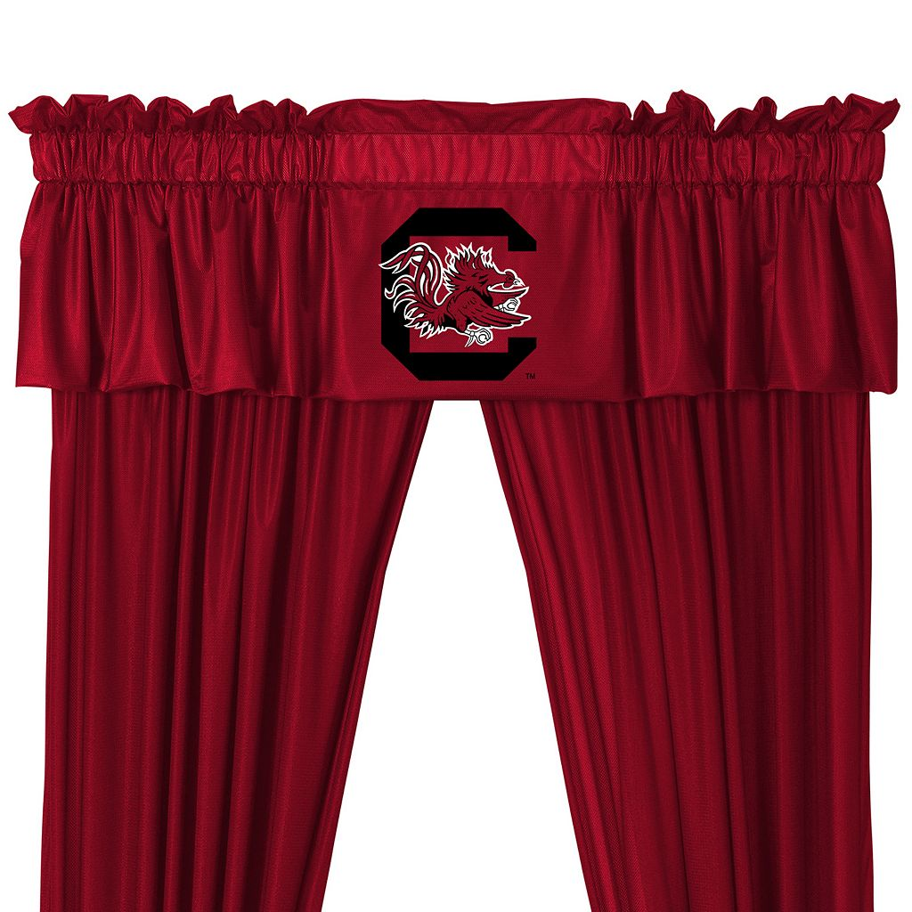 South Carolina Gamecocks Valance - 14