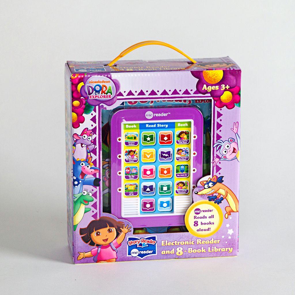 Dora the Explorer Electronic Me Reader & Books Set