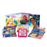 Disney Princess Electronic Me Reader & Books Set