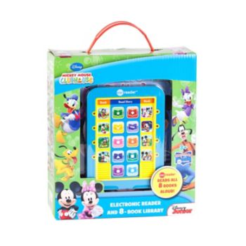 Disney's Mickey Mouse Clubhouse Electronic Me Reader & Books Set