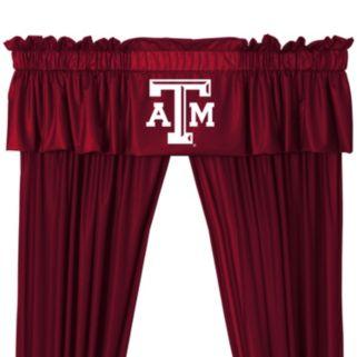 Texas A&M Aggies Valance - 14'' x 88''